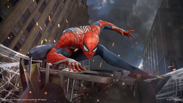 spider man ps4 e3 2017 preview 2