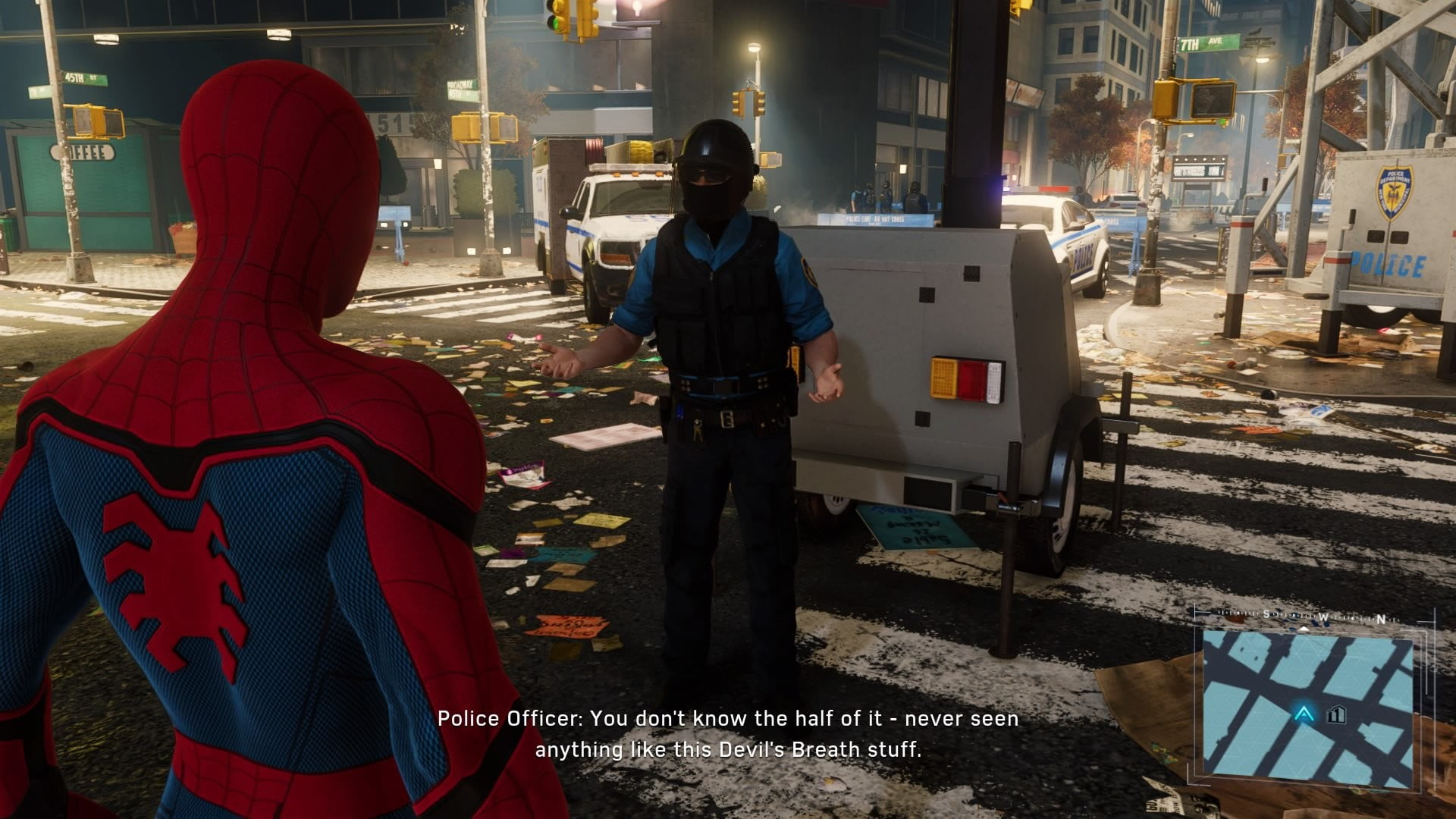 Spider-Man's Accessibility Options Set a New Standard, Says