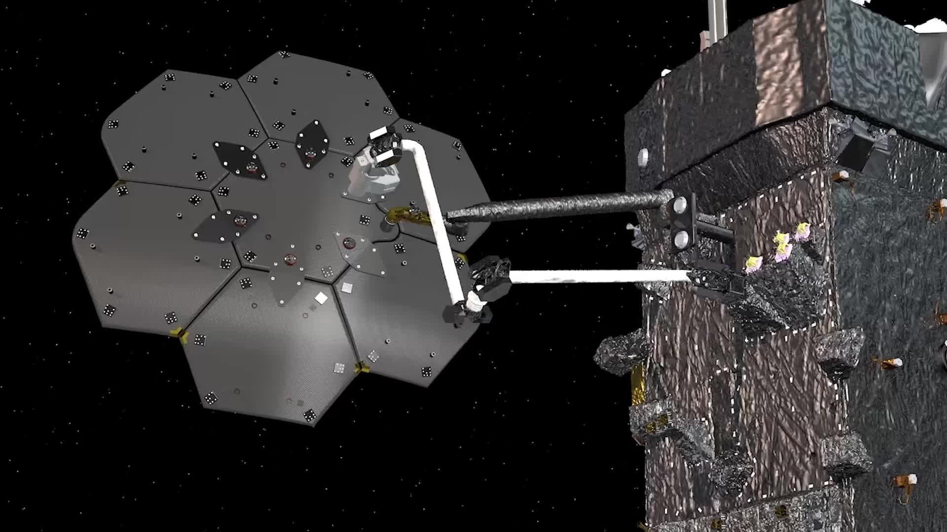 NASA wants to manufacture spacecraft parts in low-Earth orbit