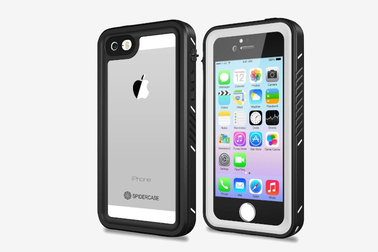 Spidercase full body protective cover iPhone 5