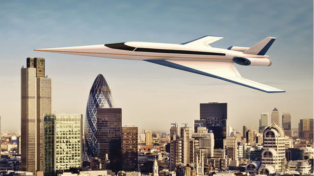 high speed concepts that could mark the return of supersonic travel spike s 512 london