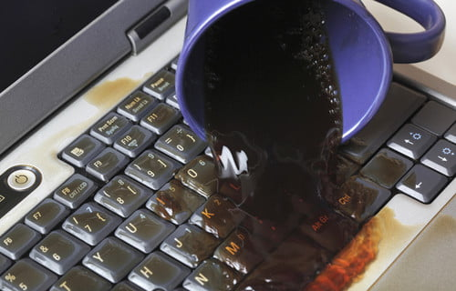 Spilled Water on Your Laptop? Here's How to Fix It | Digital Trends