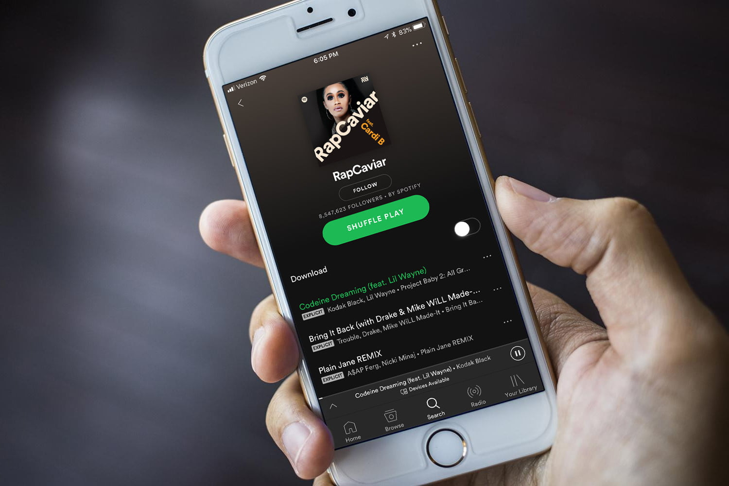 How to Make a Collaborative Playlist in Spotify | Digital Trends
