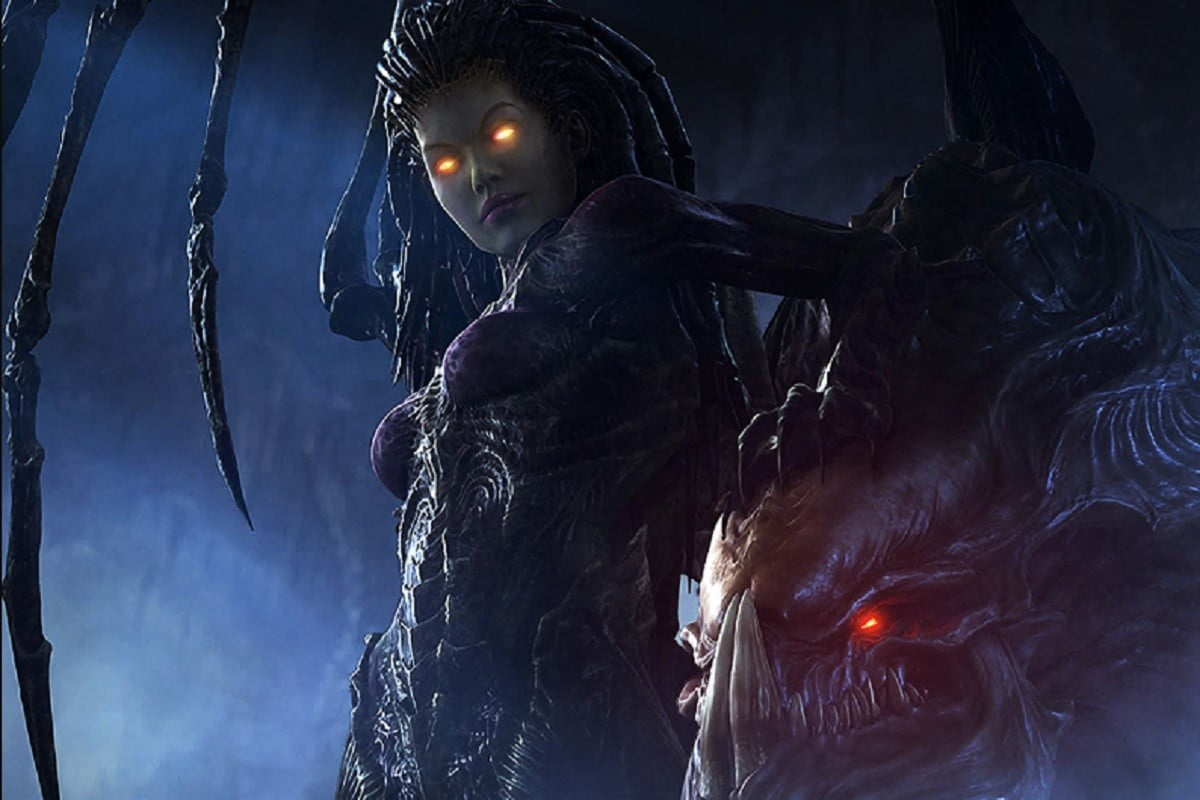 BlizzCon 2019 attendees tried to beat Google's DeepMind A.I. in StarCraft II