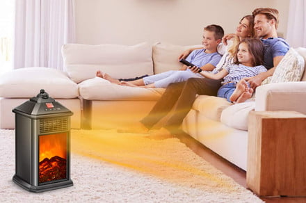 The Best Energy Efficient Space Heaters to Keep You Warm in December