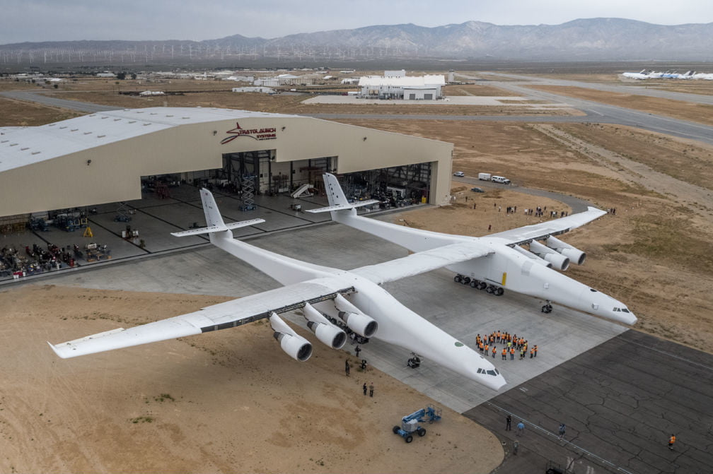 Got $400 million to burn? The world's largest airplane is up for sale