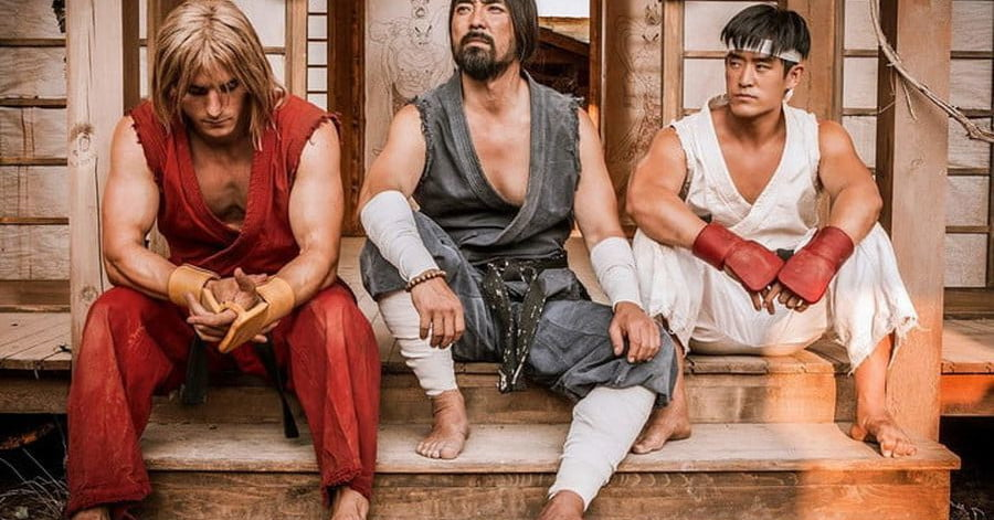 New Street Fighter Tv Show Coming From Assassin S Fist Web Series Digital Trends