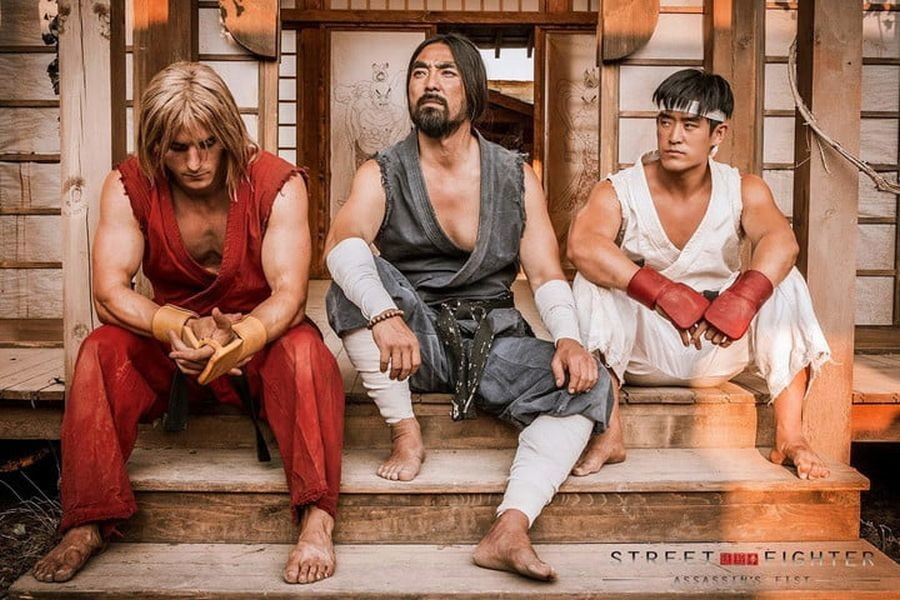 New Street Fighter Tv Show Coming From Assassin S Fist Web