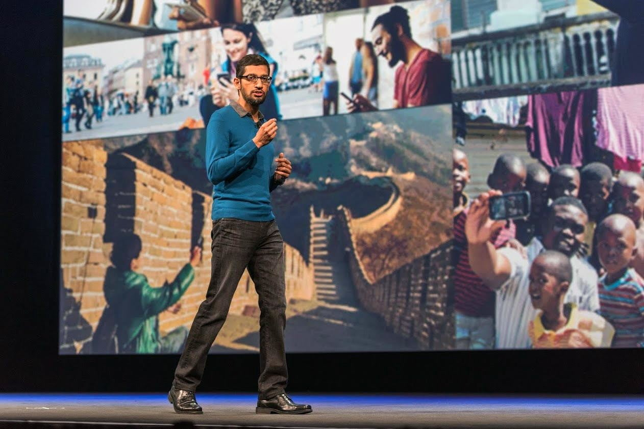 Underwhelmed by I/O 2015? Look again, because Google is changing the world