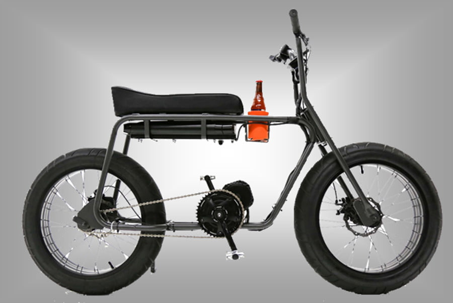 Lithium Cycles Super 73 Ebike Delivers Range and Fun