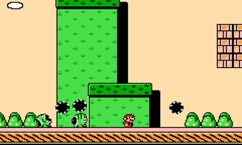 Super Mario Bros  3' is a classic, but I couldn't see past