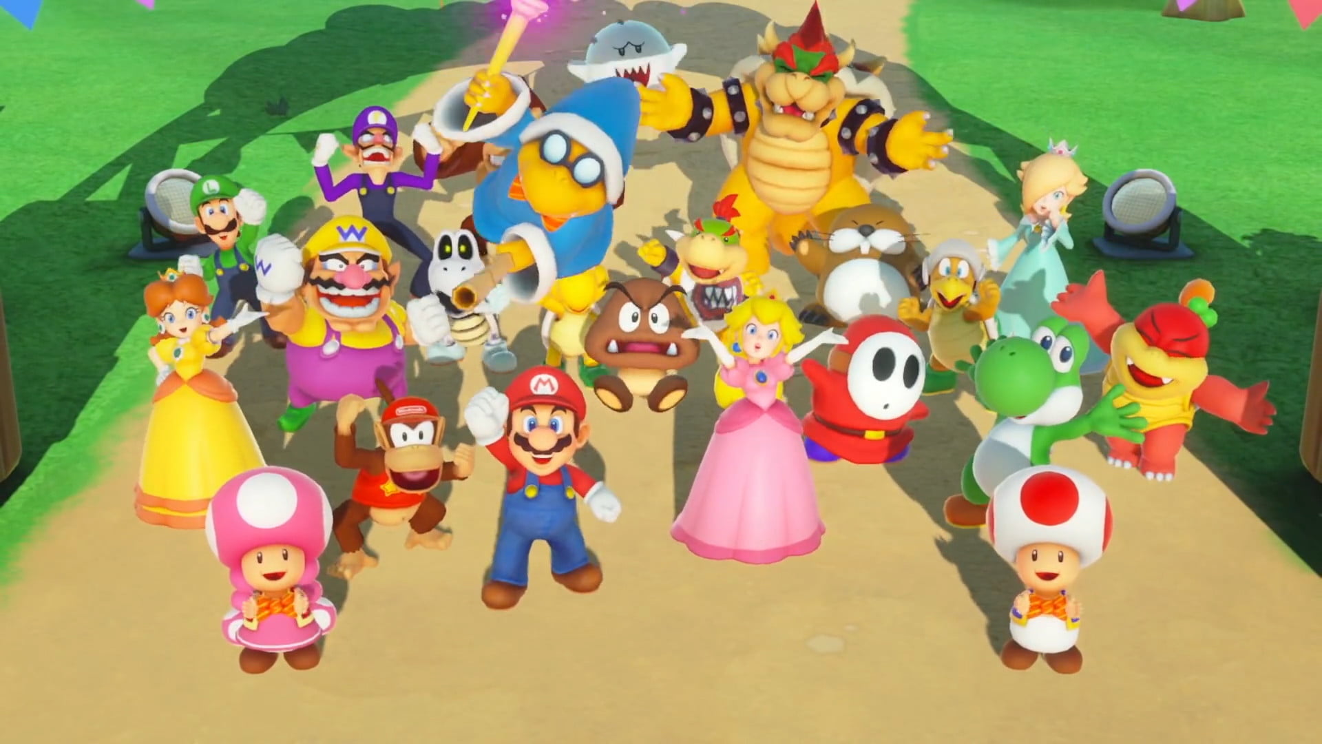 Super Mario Party How To Unlock Characters Modes Boards And More Digital Trends