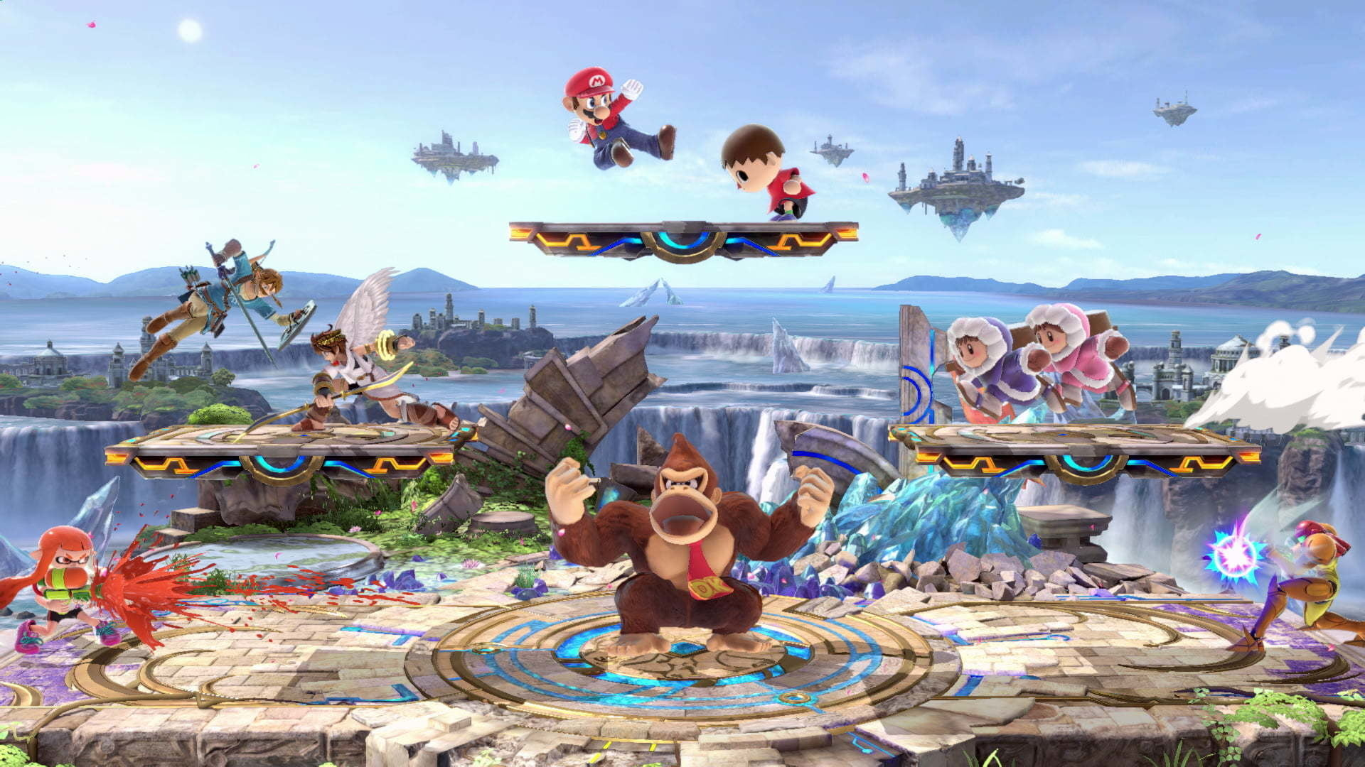 Super Smash Bros Ultimate Now Best Selling Fighting Game Of All Time