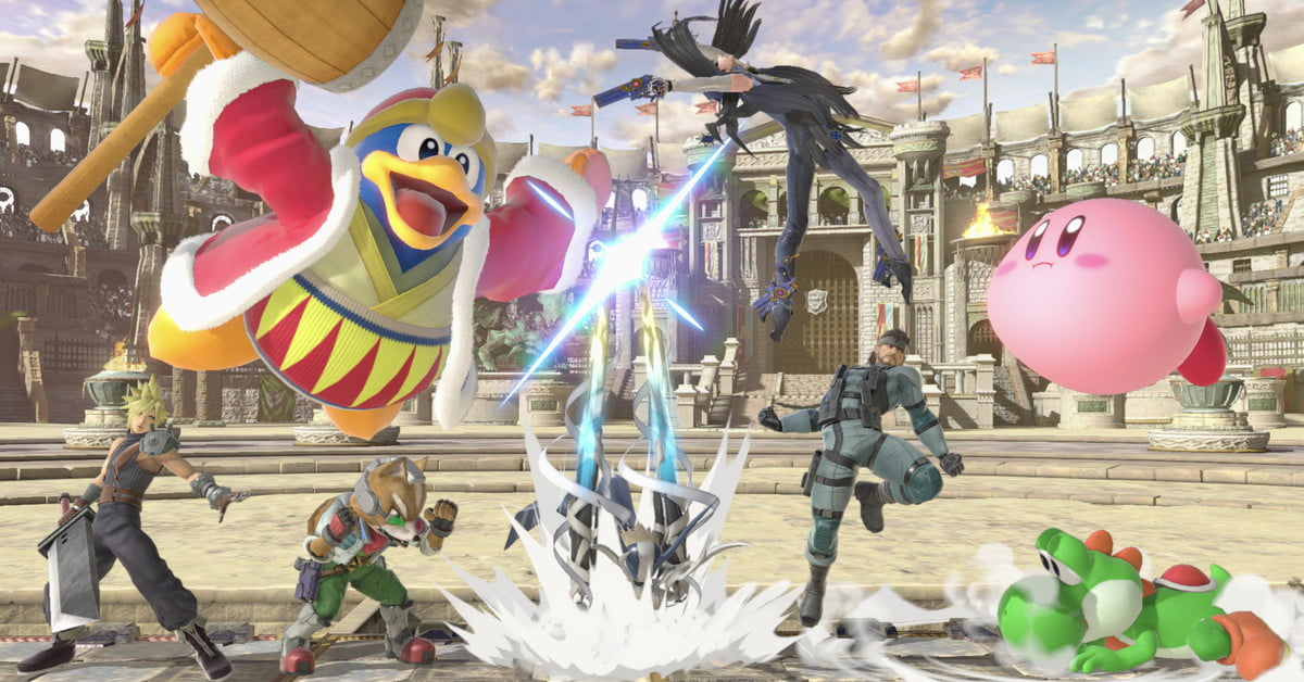 'Super Smash Bros  Ultimate' is an ode to gaming that lives up to its name
