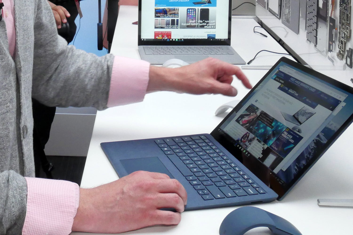 Amazon deal: Save hundreds on a Microsoft Surface Pro 6 or Surface Laptop