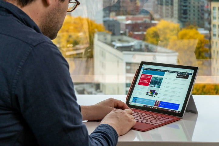 Best Buy Knocks 360 Off The Microsoft Surface Pro 7 For 4th Of July Digital Trends