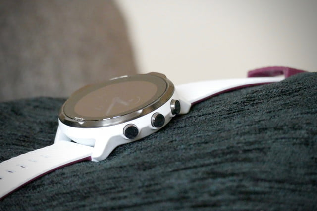 suunto 7 smartwatch review  trashed side buttons