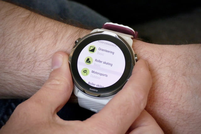 suunto 7 smartwatch review  trashed sports