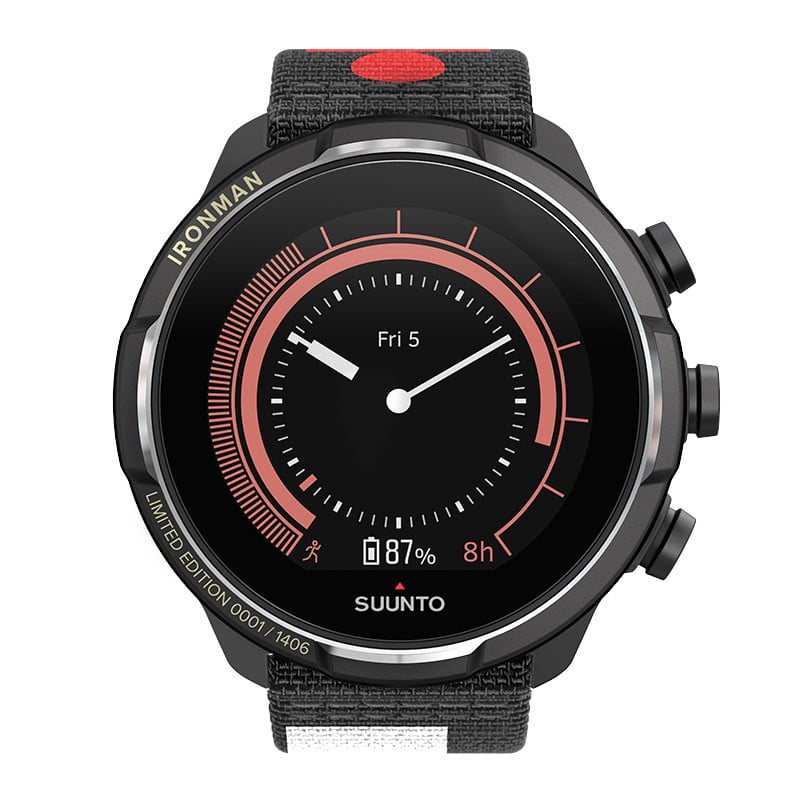 Suunto Becomes the Official Sports Watch for Ironman