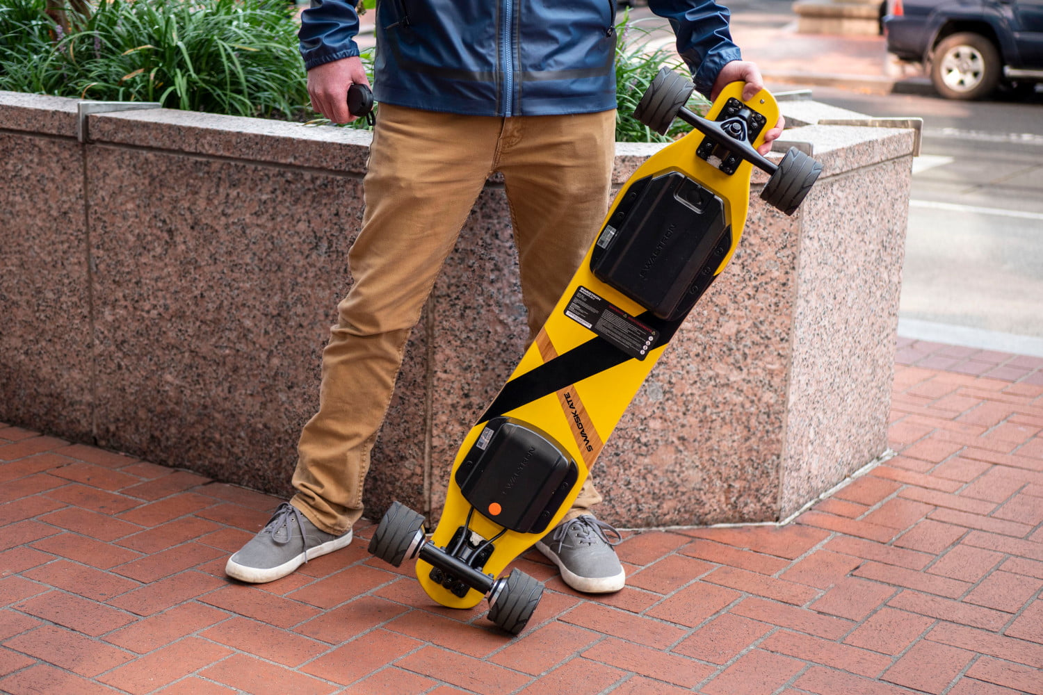 Swagtron NG-2 Electric Skateboard Review: Budget Bomber | Digital ...