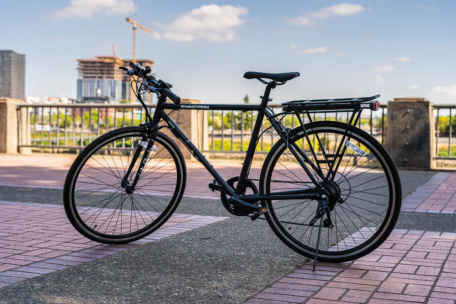 Swagtron EB12 electric bike review: The bare necessities