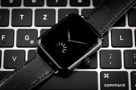 $30,800 Luxury Watch's Cheeky Dial Out-Geeks the Apple Watch