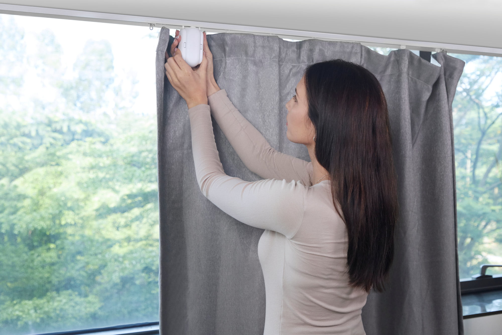 SwitchBot is the Chromecast of smart curtains