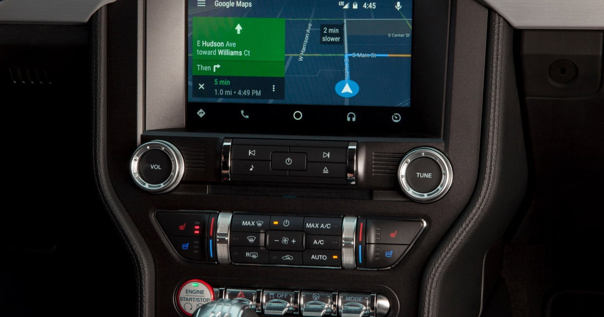 Android Auto Will Soon Respond to 'OK Google' Commands