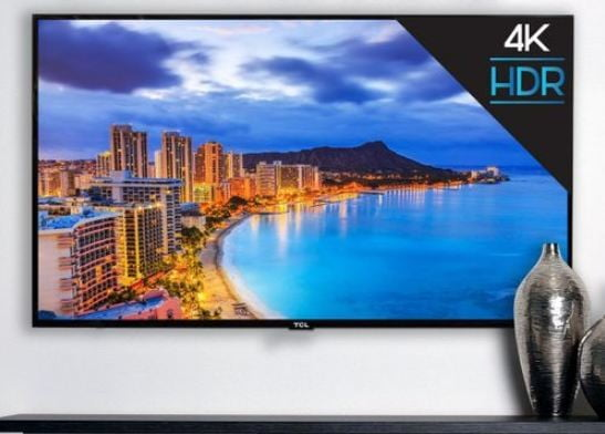 Walmarts cuts up to $520 off these highly rated TCL Roku 4K TVs
