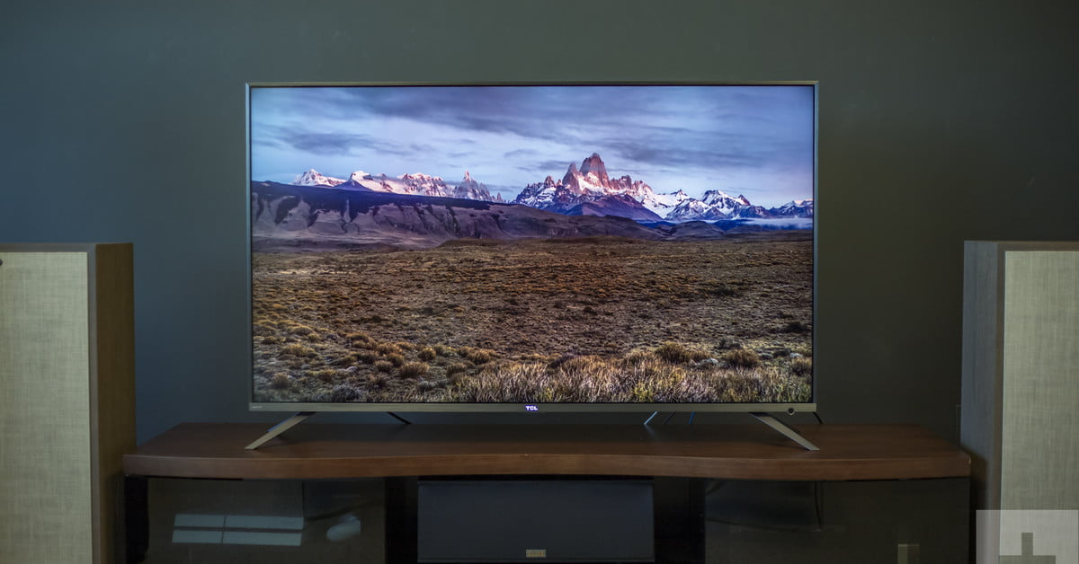 TCL's 6-Series Roku TV has no business looking this good at such a low price