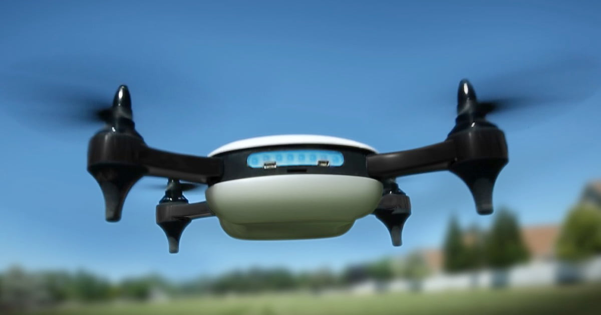 The World's Fastest, Most Versatile Consumer Drone Is Now Available For Preorder