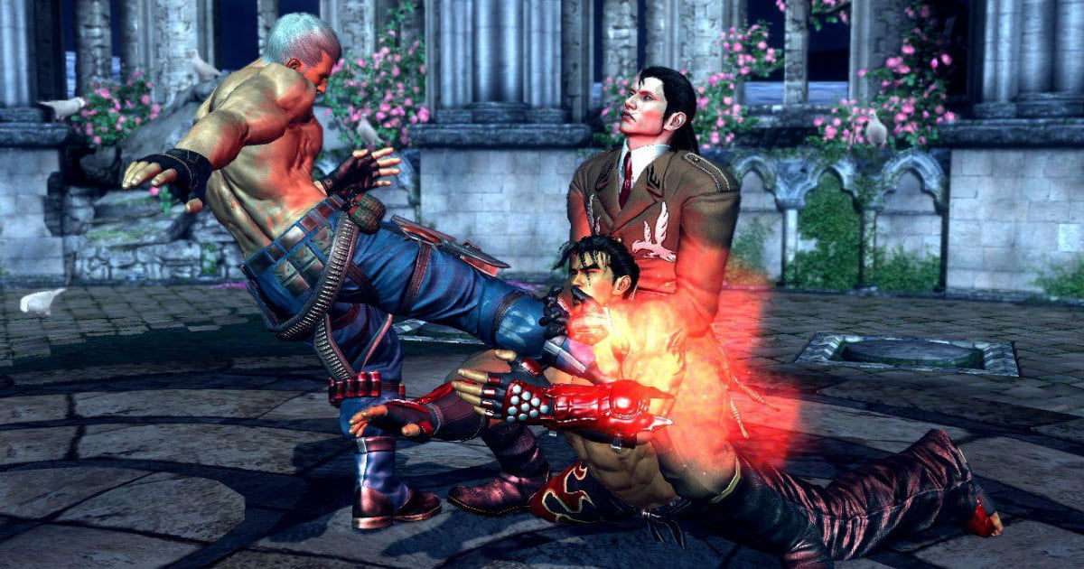 Hands On With Tekken Tag Tournament 2 Dated For September