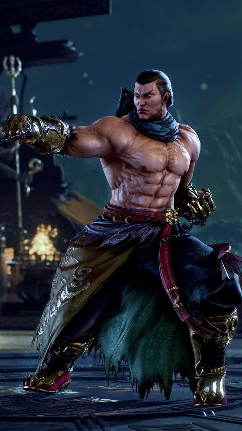 Tekken 7' delivers a polished, but traditional fighting game
