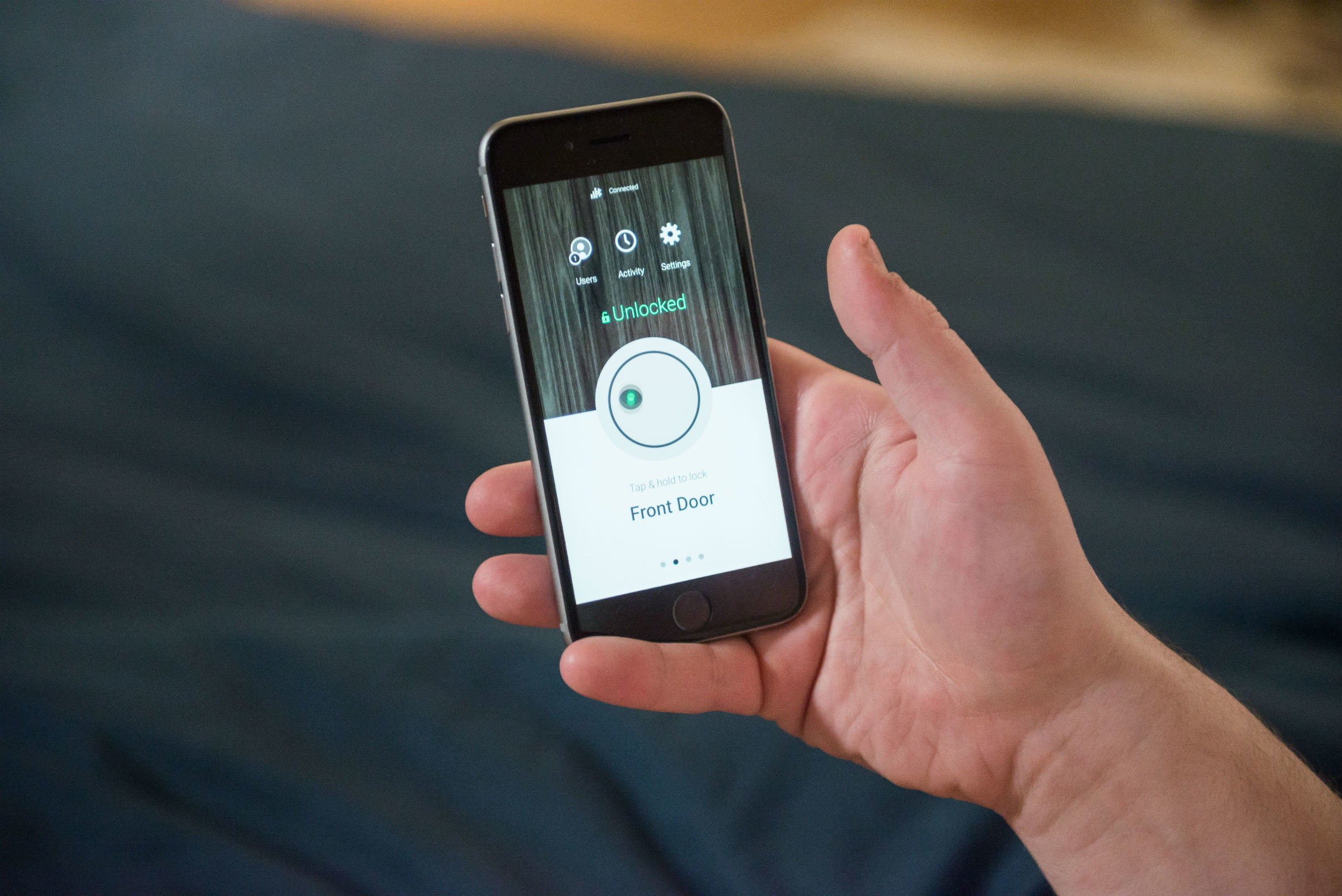 Could The Sleek Teodoor Be The World S Smallest Smart Lock