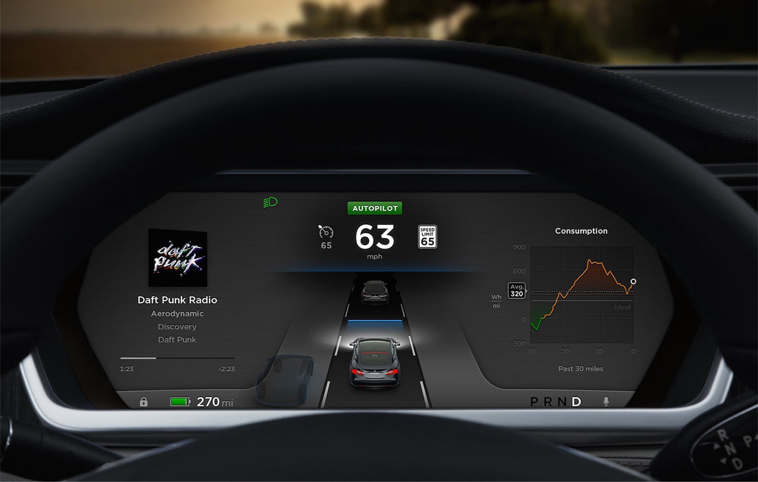Hacker finds Tesla is working on a neighborhood-friendly Autopilot