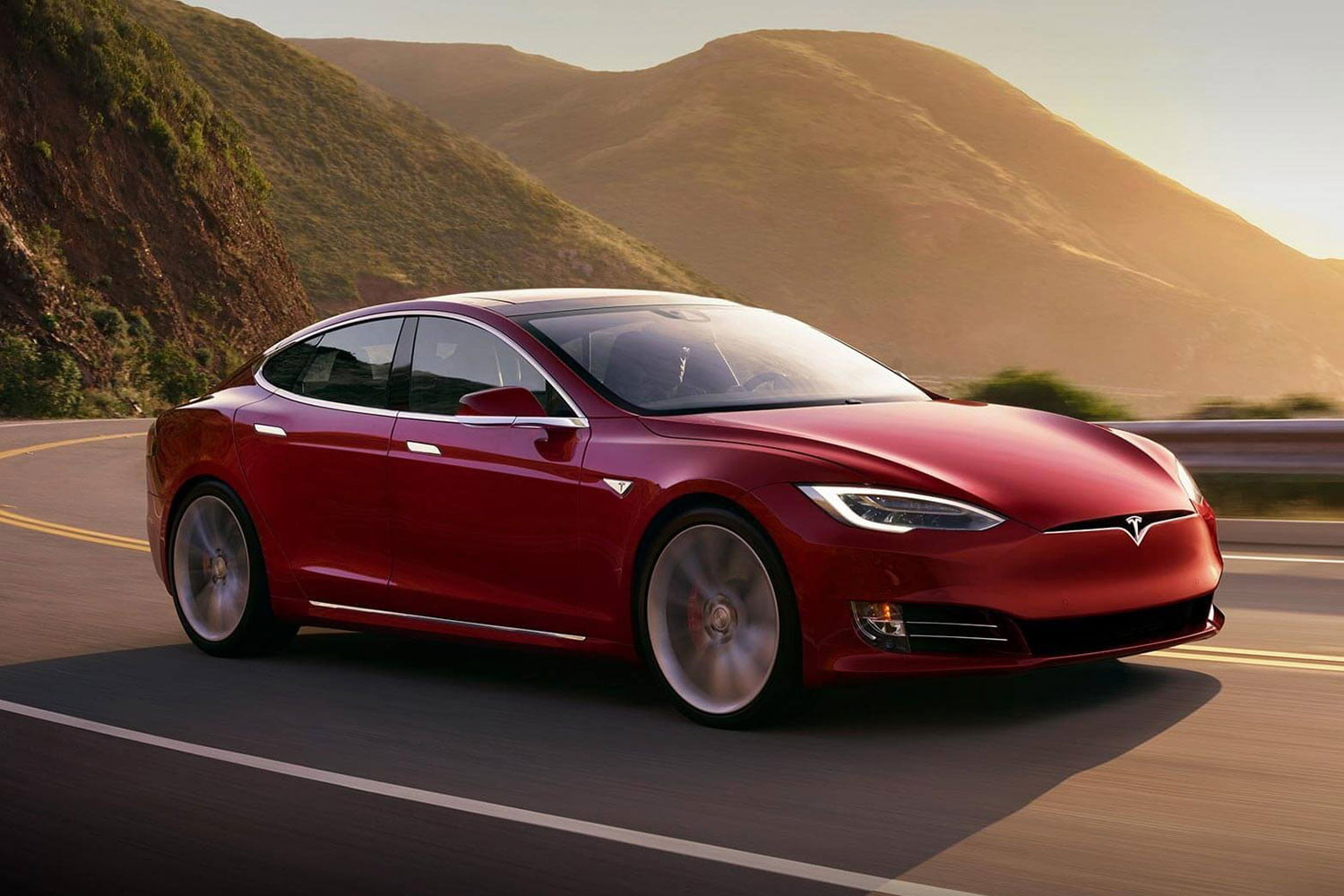 Tesla is working on an even more insane performance version of the Model S