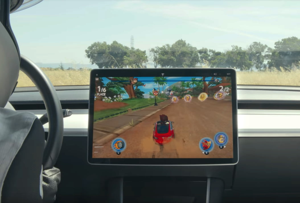 HBO, Twitch, and other streaming apps may come to Tesla's dashboard