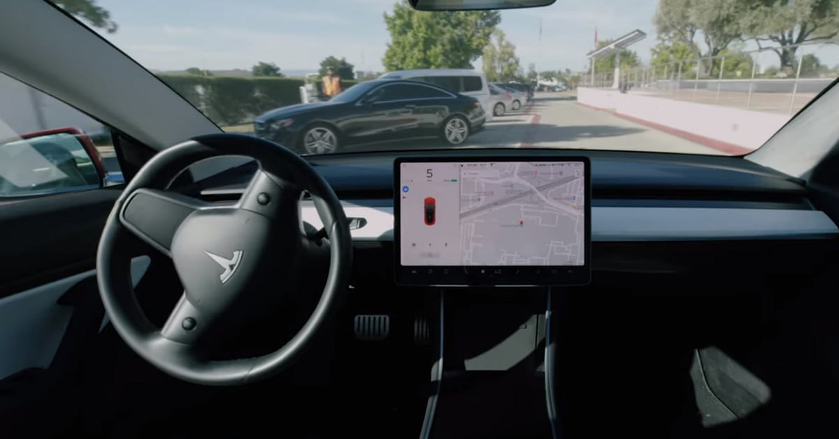 Tesla's Autopilot Is In The Hot Seat Again For Driver Misuse | Digital Trends