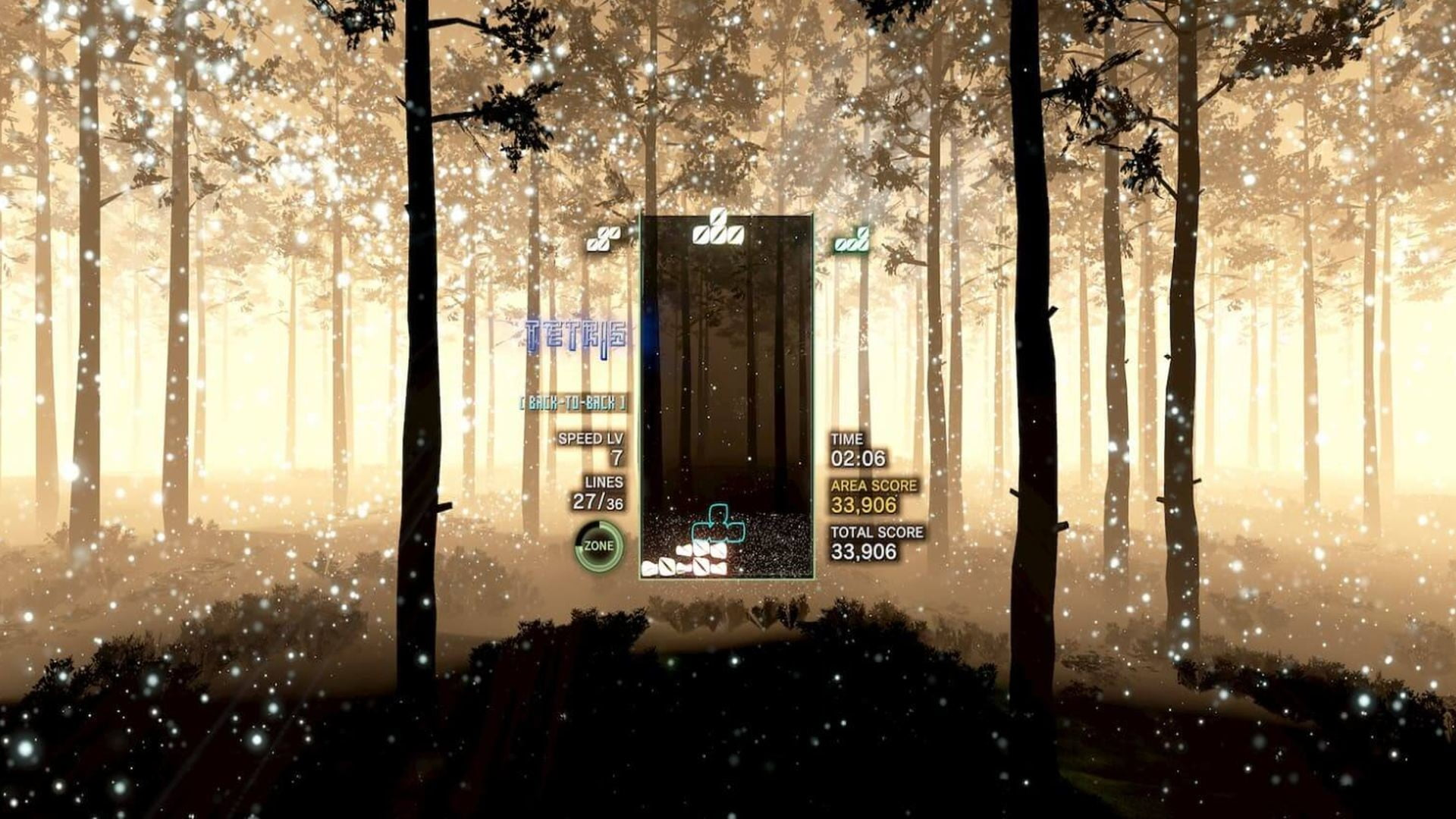 Tetris Effect coming to PC gamers Via Epic Games Store with