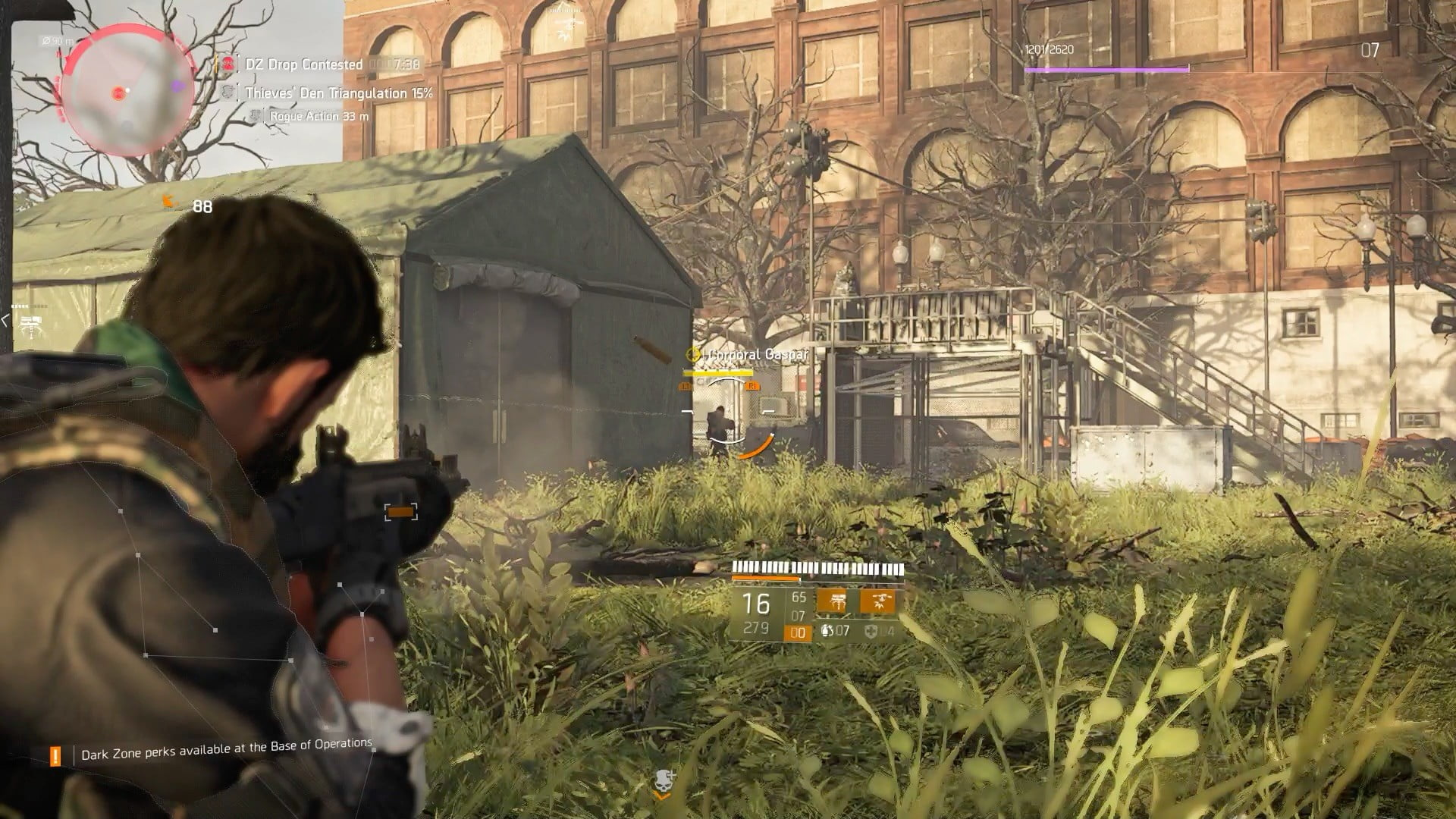 The Division 2 Dark Zone Guide For Pvp And Pve Encounters