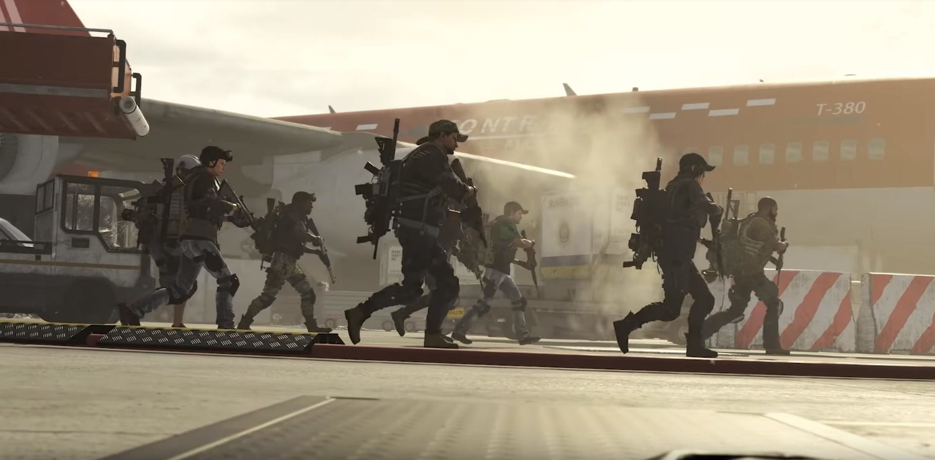 The Division 2 Tidal Basin DLC Features Debut of 8-Player