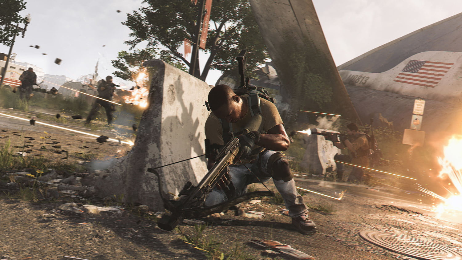 The Division 2: Everything We Know About the Beta