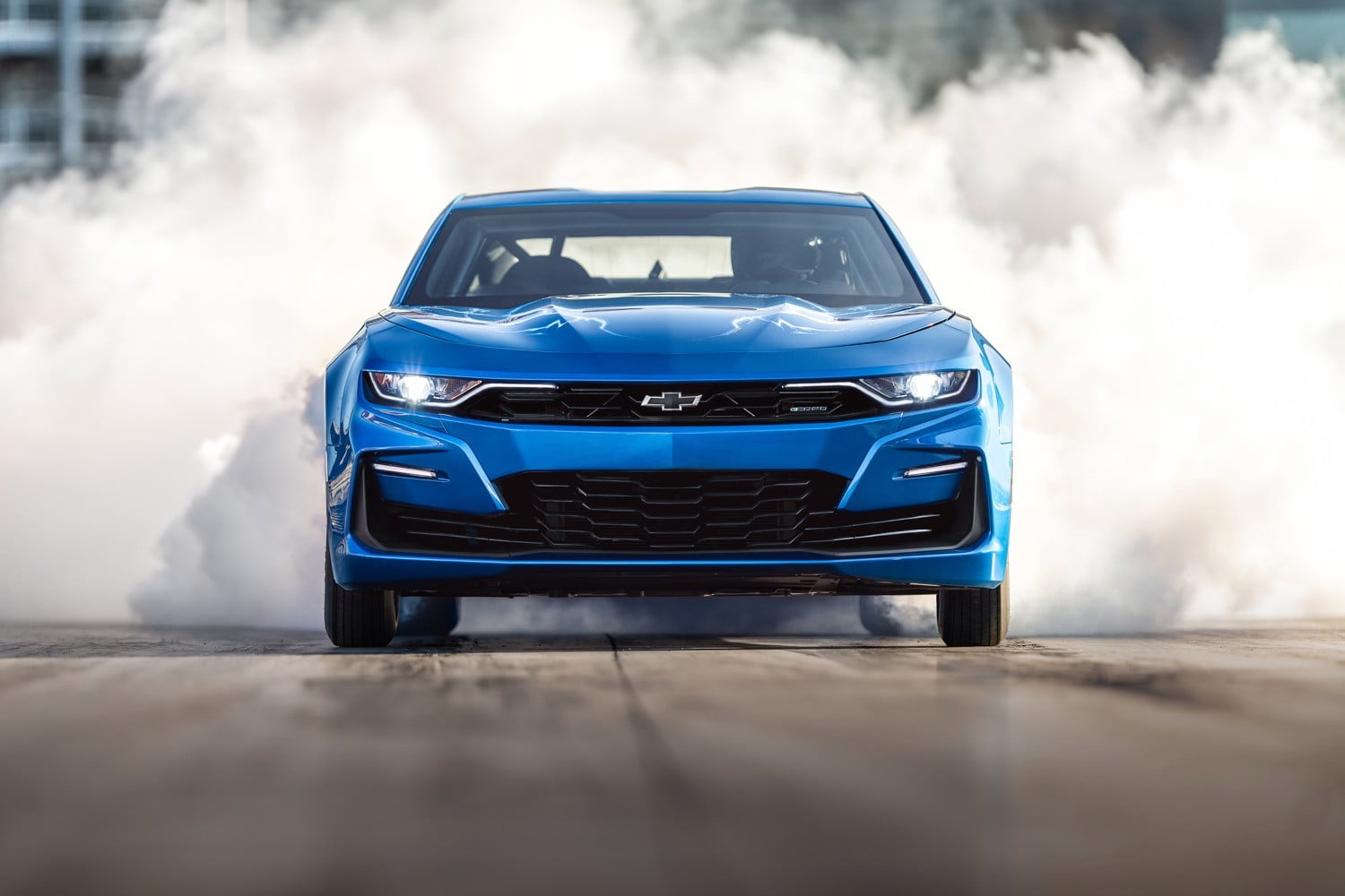 Chevrolet eCOPO Camaro Electric Drag Racer Headed to Auction