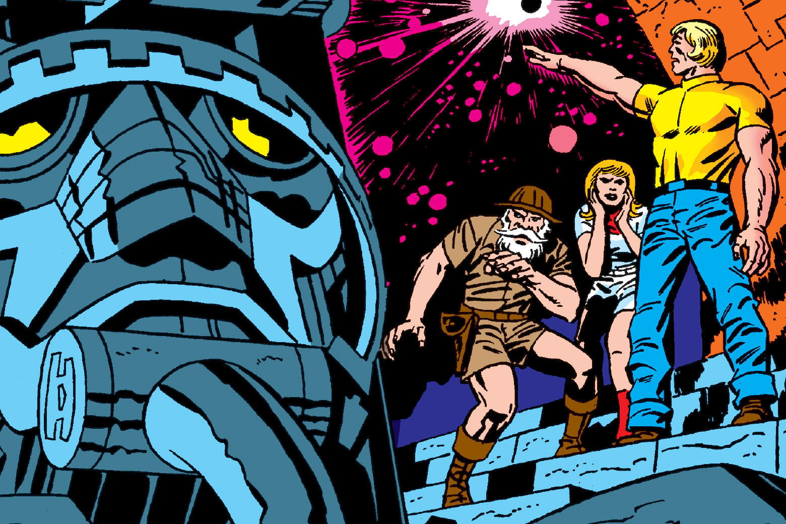 The Eternals: Everything We Know About Marvel's Phase 4