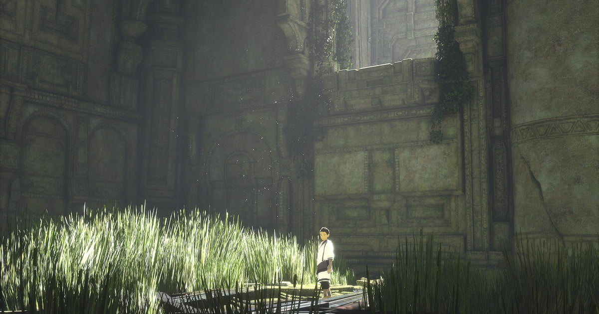 'The Last Guardian' flaps its wings ahead of E3 2016