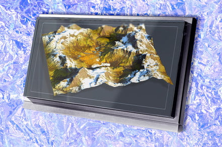 A mind-blowing 8K holographic display makes 3D look awesome again
