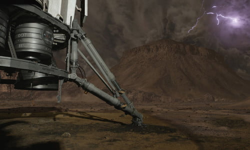 Oscar Effects: How The Martian Brought Mars to Earth