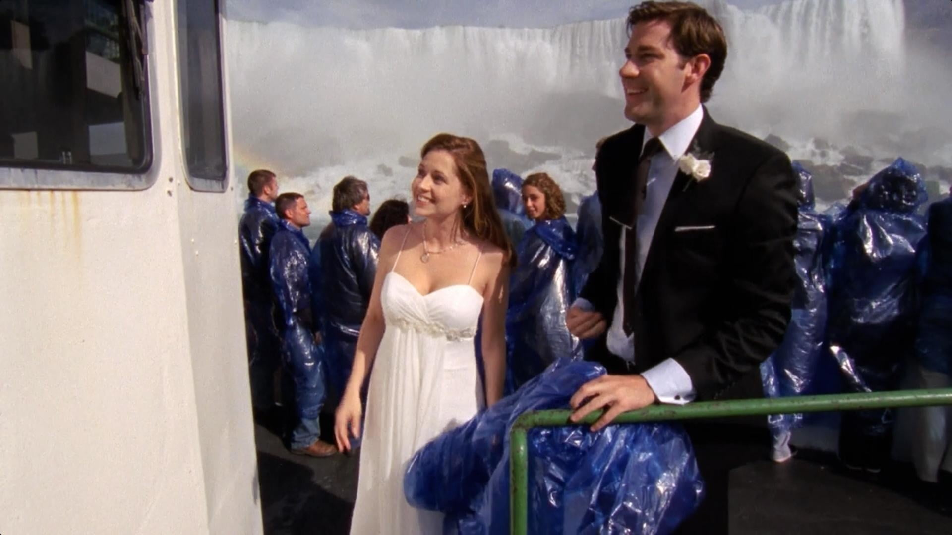 Jim And Pam Wedding Episode.The Best Office Episodes Of All Time Digital Trends