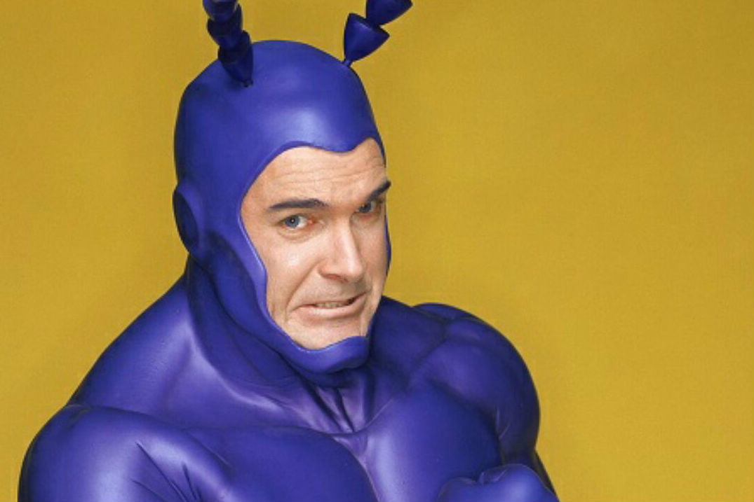 Spoon The Tick Is Making A Comeback With Amazon Studios Digital Trends