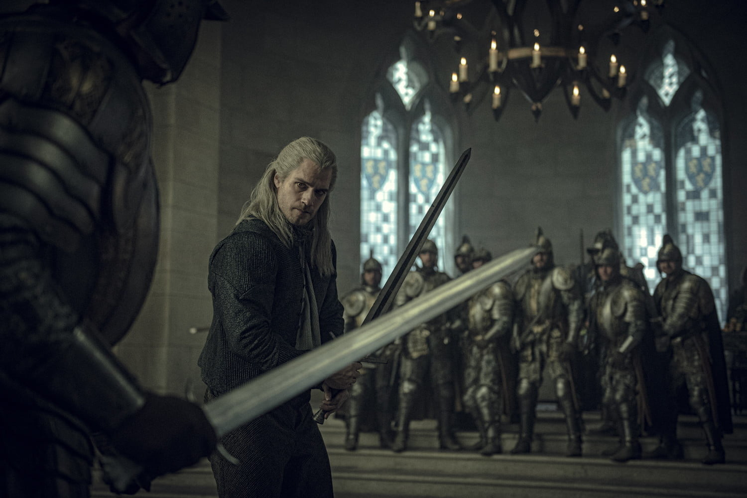 Henry Cavill teases Season 2 of The Witcher in Instagram message